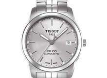 tissot pr100 automatic swiss made watch