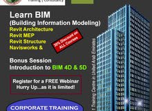 Learn Building Information Modelling - Revit Architecture MEP Structure at  affordable fees