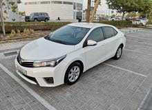 Toyota Corolla 2015 XLI - 124000 KM only - Pass & Insur 31st May 2022 - 3550 bd