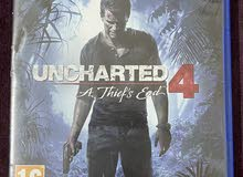 Uncharted 4: A Thief's End (Intl Version) - Action & Shooter - PlayStation 4 (PS4)