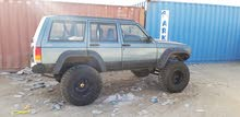 Used condition Jeep Cherokee 2000 with +200,000 km mileage