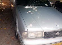 Nissan Cadric car is available for sale, the car is in Used condition