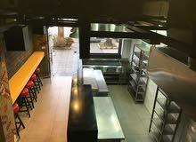 مطعم طابقين للبيع في عبدون