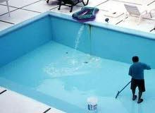 شركه الامل لتنظيف الفلل تنظيف شامل غرف مطابخ حمامات كنب سجاد