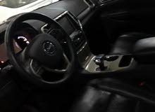 Automatic 2015 Grand Cherokee for rent