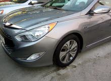 Grey Hyundai Sonata 2015 for sale