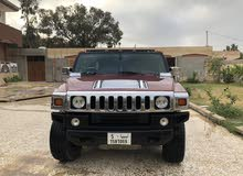 km mileage Hummer H2 for sale