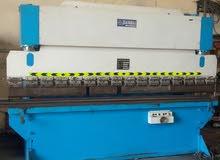 sheet bending machine industrial machinery