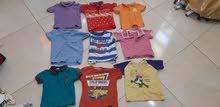 ملابس اطفال شبه جديدة