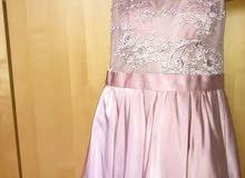 للبيع فستان قصير rose gold