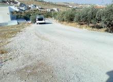 ارض للبيع مفروزه 671 متر في منطقة النعيمة اربد
