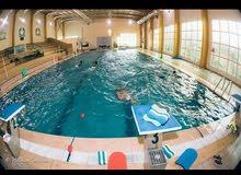 دورة تعليم سباحة