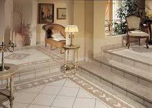 شقة للايجار 3 غرف ورسبشن الجلاء 1500وشهرين تامين لوكس