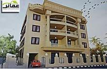 للرقى السكنى بمدينة الشروق امتلك الان شقة مميزة جدا 185م بتسهيلات