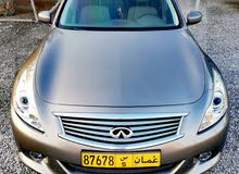 Available for sale! 100,000 - 109,999 km mileage Infiniti G37 2013