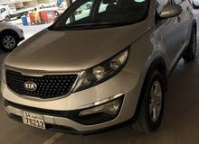 Silver Kia Sportage 2016 for sale