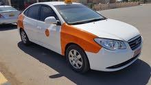 هيونداي النترا تاكسي موديل 2010 للبيع