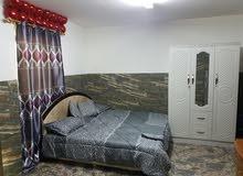ملحق غرفة ودورة مياه ومطبخ مؤثثة مع الواي فاي