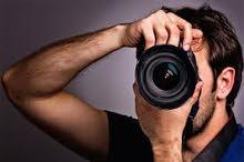 مطلوب مصورين ومصورات للعمل بدوام كامل وجزئي في الرياض