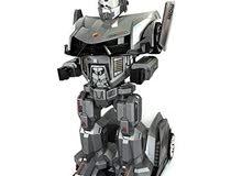 سيارة اطفال روبوت