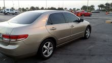 Ramdan offer  Accord 2003   1250 BD