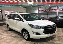 Toyota Innova car is available for sale, the car is in New condition