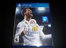 فيفا 18 انجليزية FIFA 18 /// PS4