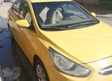 For sale 2015 Yellow Accent