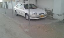 Gasoline Fuel/Power   Toyota Tercel 1999