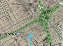 أرضين طريق المطار مساحة 4200م