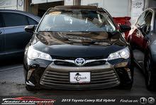 2015 Toyota Camry XLE Hybrid