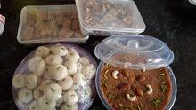 بيع حلويات العيد