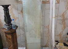 شاور وبيت الشاور الزجاج