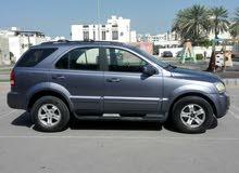 Kia Sorento 2006 For sale - Grey color