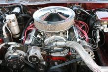 Gasoline Fuel/Power   Chevrolet Camaro 1987