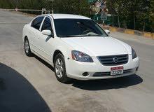 نيسان التيما 2005 للبيع في ابوظبي سيارة نظيفة جدا