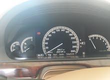 Gasoline Fuel/Power   Mercedes Benz S 500 2006