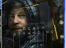 PS4 games DEATH STRANDING