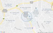 غرف مفروشه كامله للايجار بمنطقة الجامعه الاردنيه