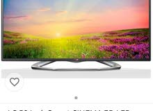 50LA6210    تلفزيون ال جي السينمائي الذكي ثلاثي الابعاد 50 بوصة ،50LA6210