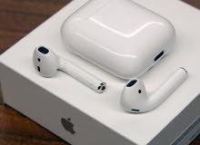 سماعات (Air pods) من apple حال الجديد