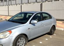 Used condition Hyundai Accent 2008 with  km mileage