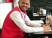 اداري سوداني يبحث عن عمل