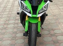 Kawasaki motorbike for sale made in 2015