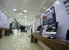 ديكور محل موبيلات للبيع