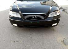 Hyundai Azera 2007 For sale - Black color