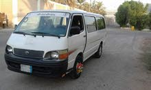 Available for sale! 60,000 - 69,999 km mileage Toyota Hiace 2000