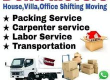 shifting moving carpentry services