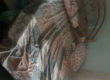 سرير حديد خشب بمرتبة /وسرير أطفال بدورين بدون مراتب /ودولاب أطفال