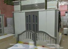غرف نوم جديده بسعر المصنع 1750 شامل التوصيل والتركيب